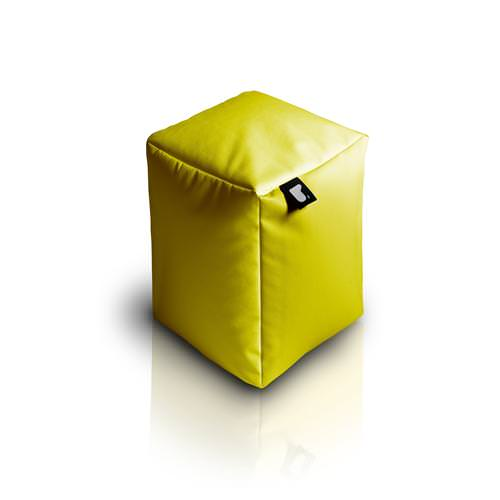 Outstanding The Mini B Bean Bag B Box In Yellow Gmtry Best Dining Table And Chair Ideas Images Gmtryco