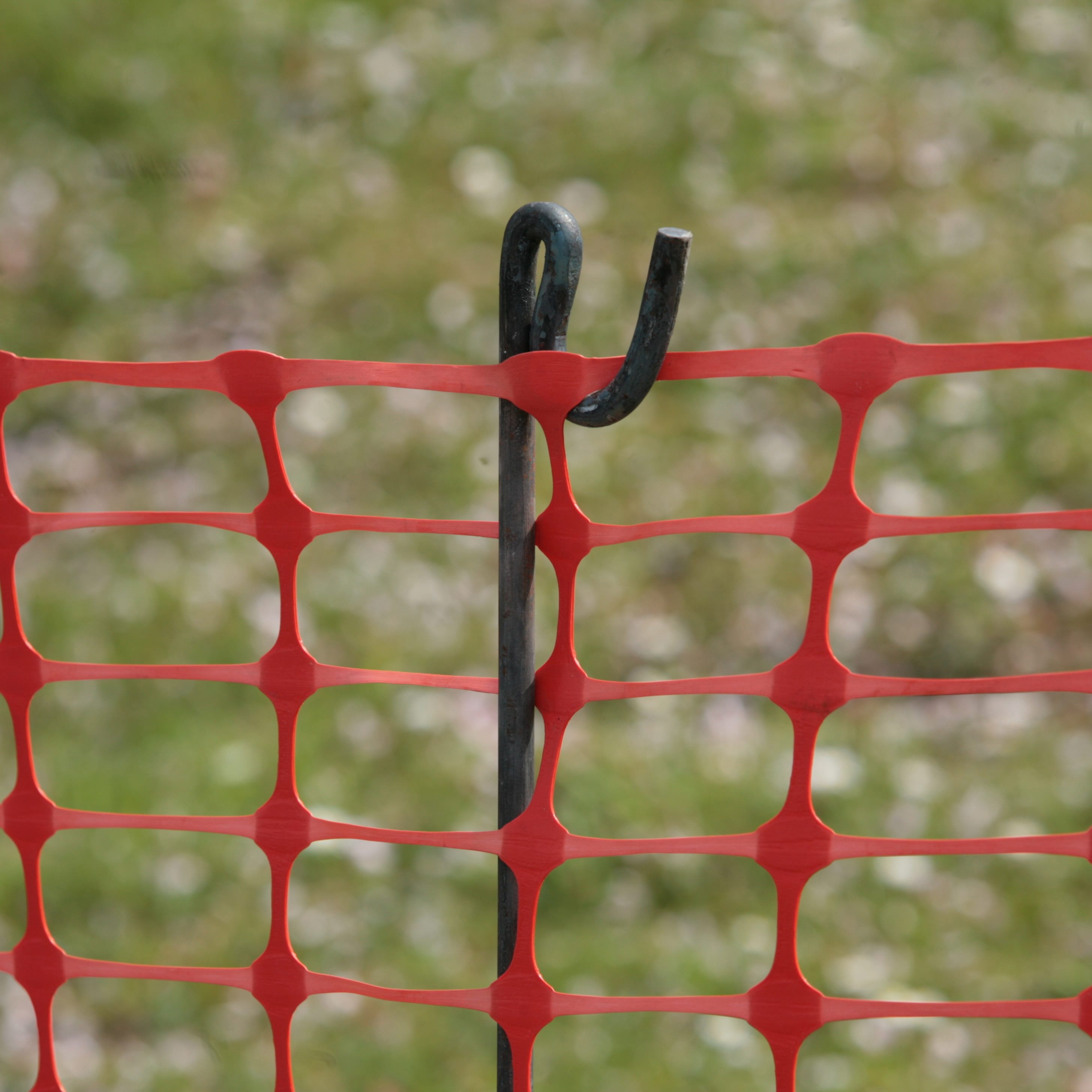 Barrier Mesh Fence Pins Metal Fence Pins